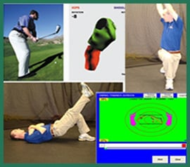 Golf Performance Evaluation